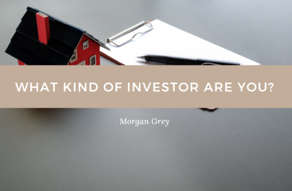 kind of investor are you