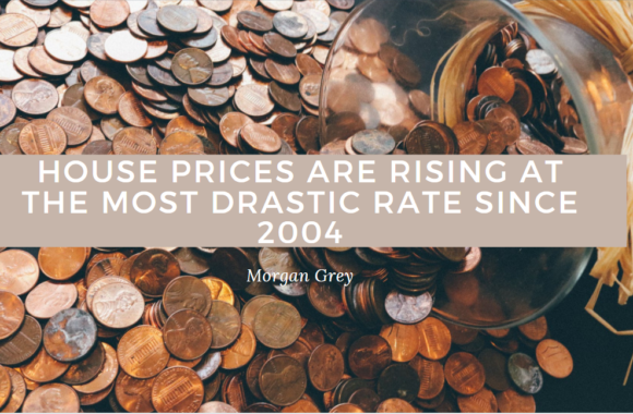 prices rising since 2004